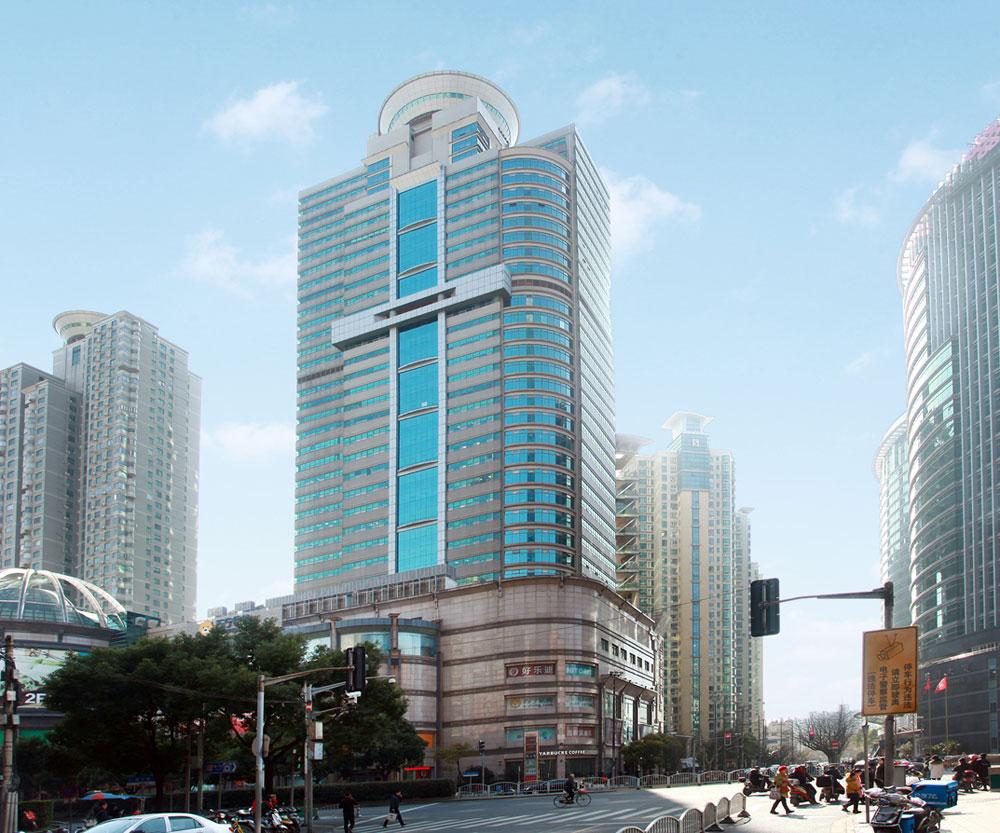 上海长宁区兆丰广场图片