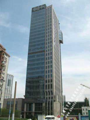 上海东方海港大厦外观图