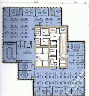 廖创兴金融大厦房型图
