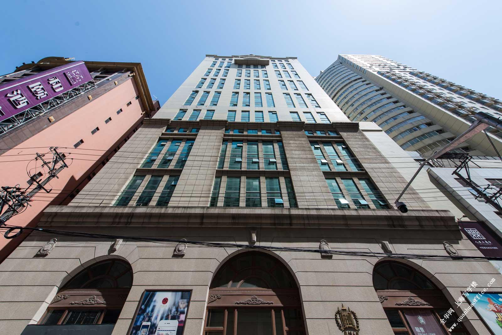亚洲大厦外观图