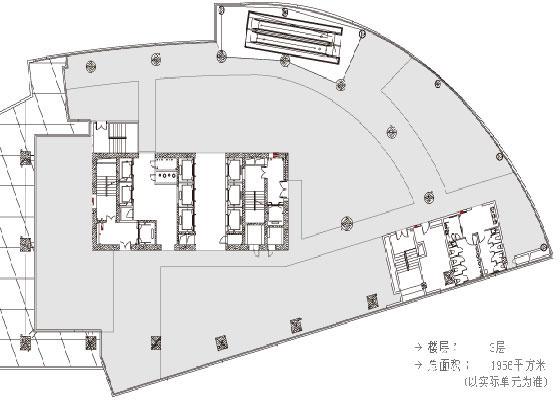 友力国际大厦房型图