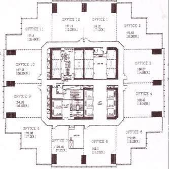 中信泰富广场房型图