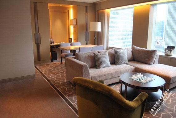 上海国金汇酒店式公寓图片图片