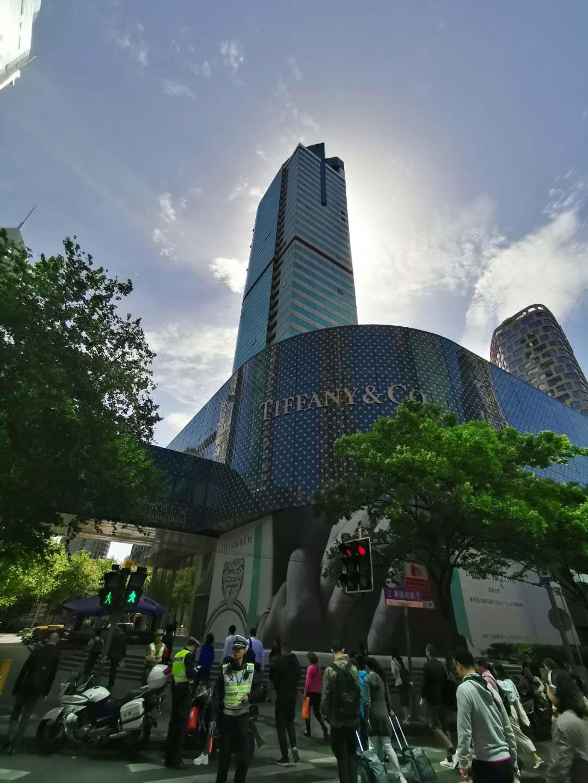 上海卢湾区香港广场图片