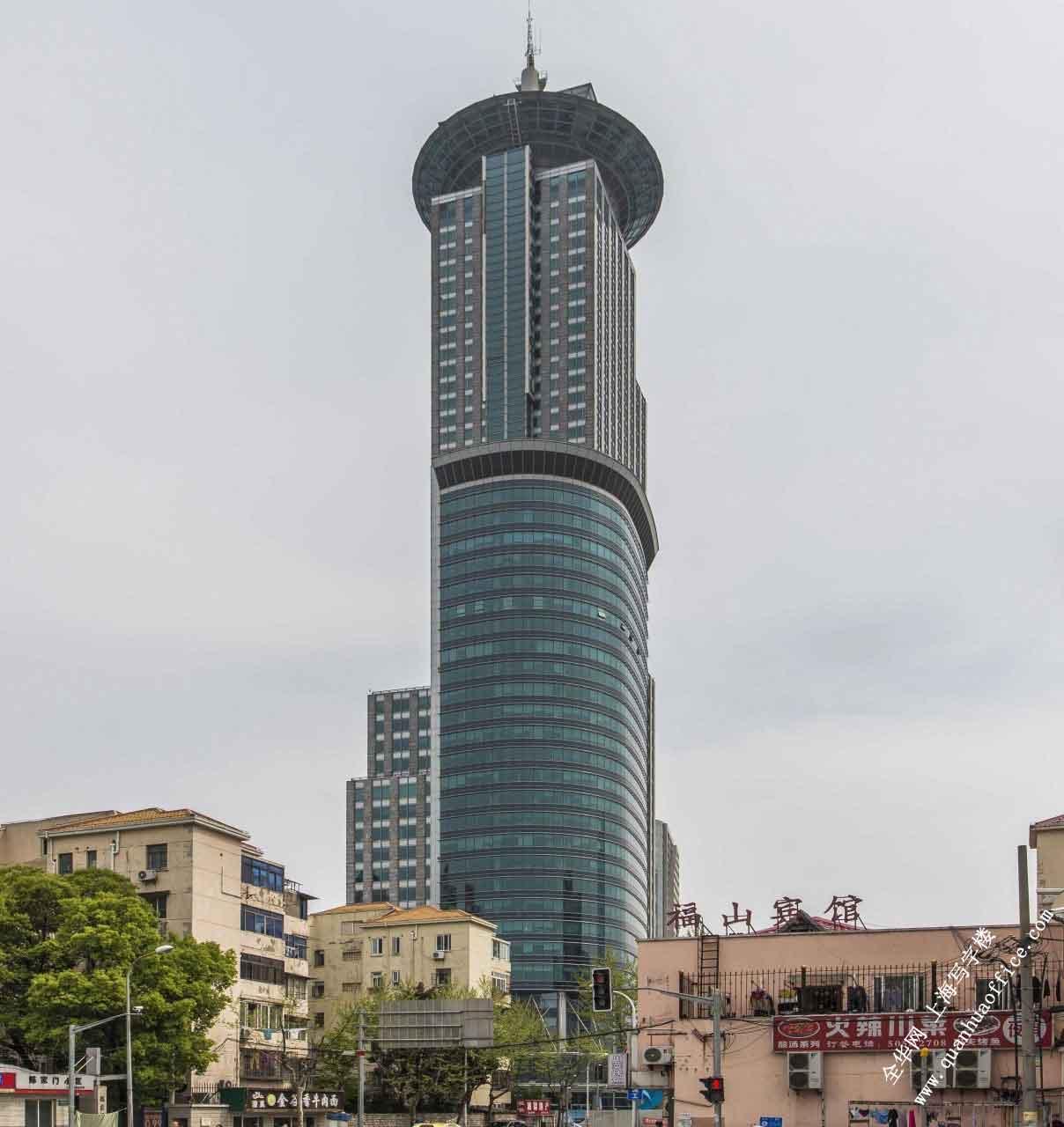 国际航运金融大厦外观图