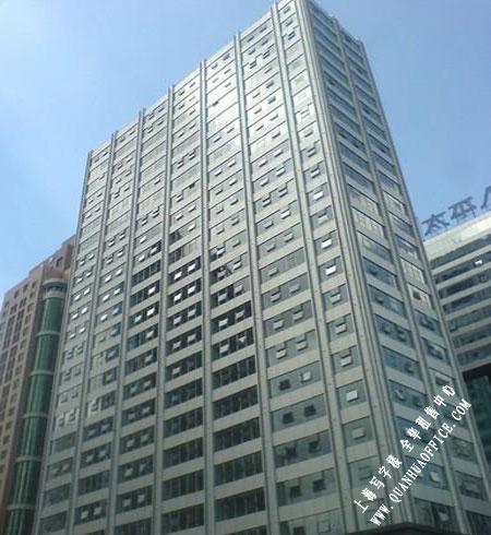 太湖世家信息大厦外观图