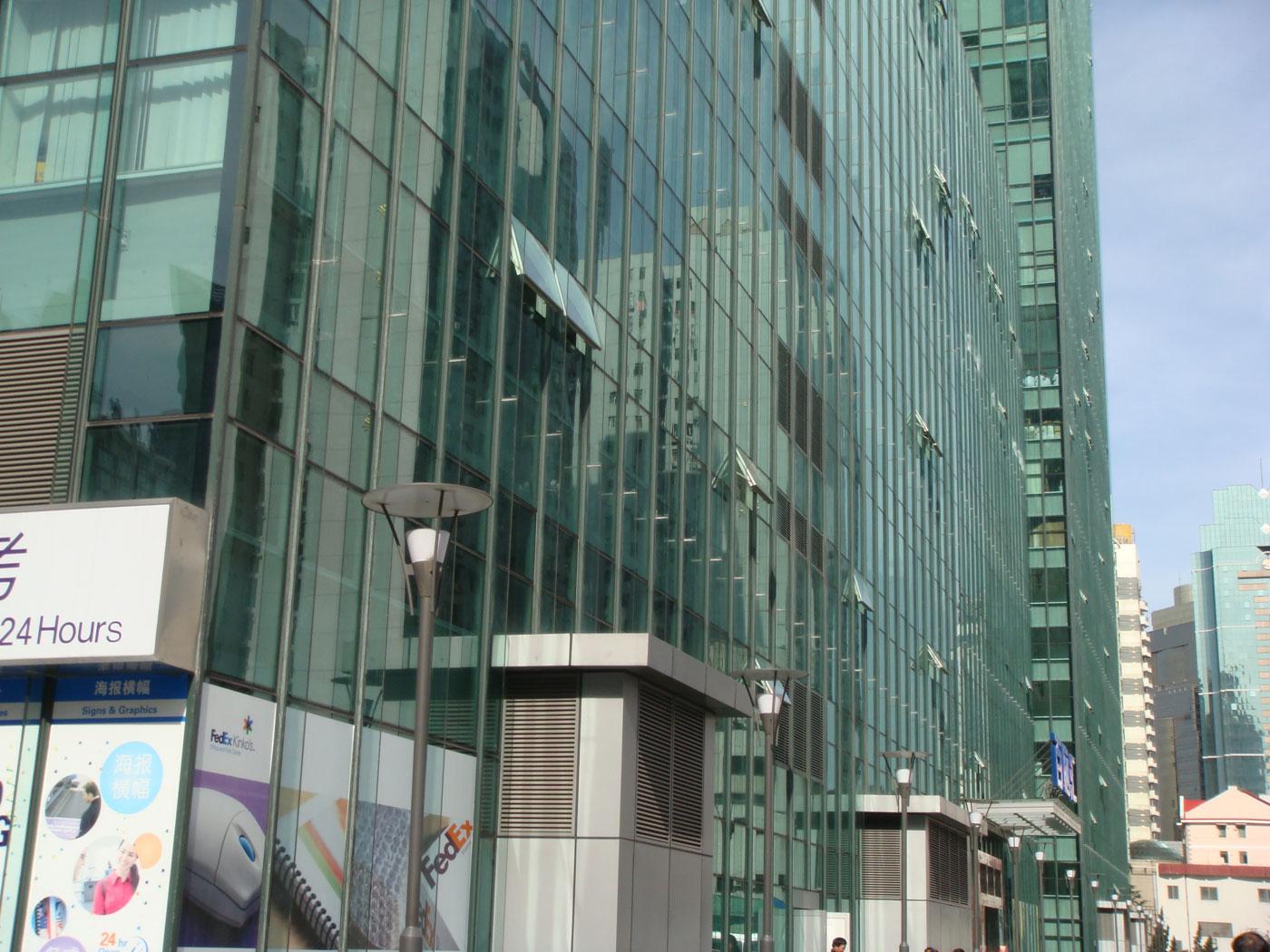 中融恒瑞国际大厦外观图