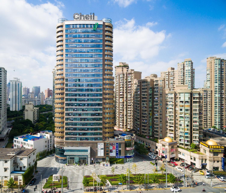 中港汇大厦外观图