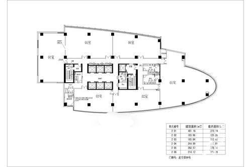 我格广场房型图