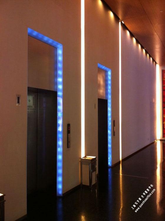 天商务中心楼盘电梯厅照片,世天商务中心电梯厅图片,实景图 全华