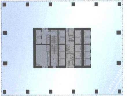 嘉华中心房型图