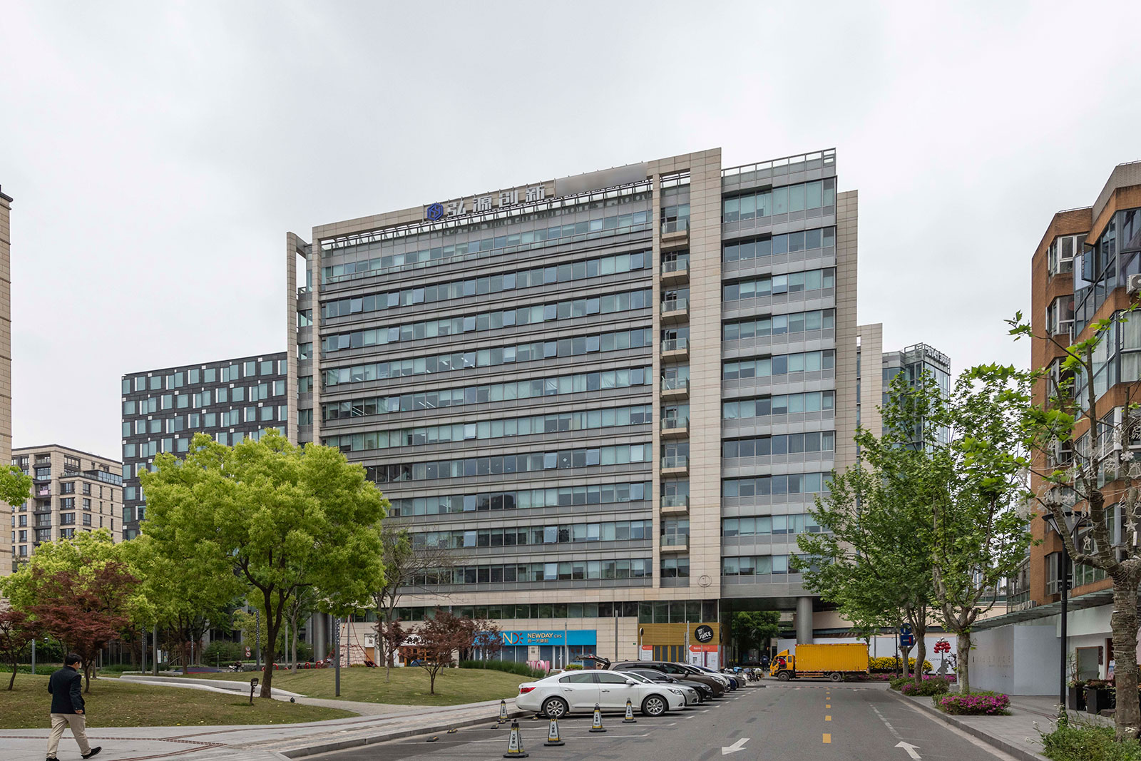 瑞力创新中心房型图