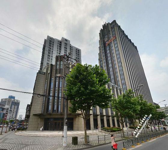 长泰企业天地广场外观图