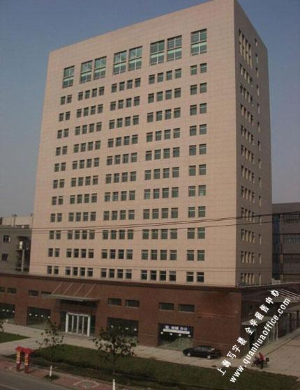 美邦大厦外观图